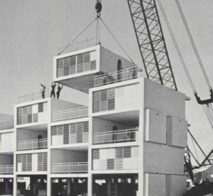 Shelley System, one of the 1960s US attempts to culminate the Bauhaus program